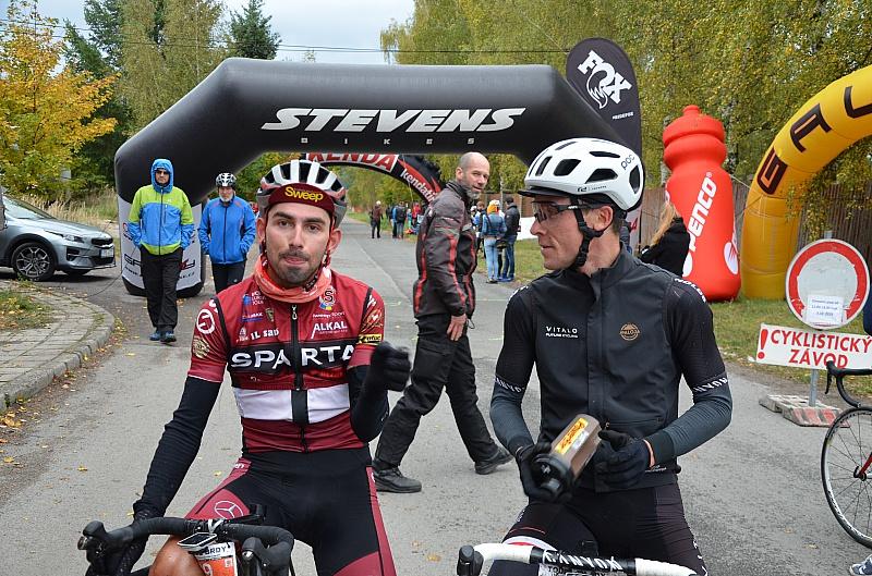 Tour de Brdy 2019 vyhrál Martin Stošek