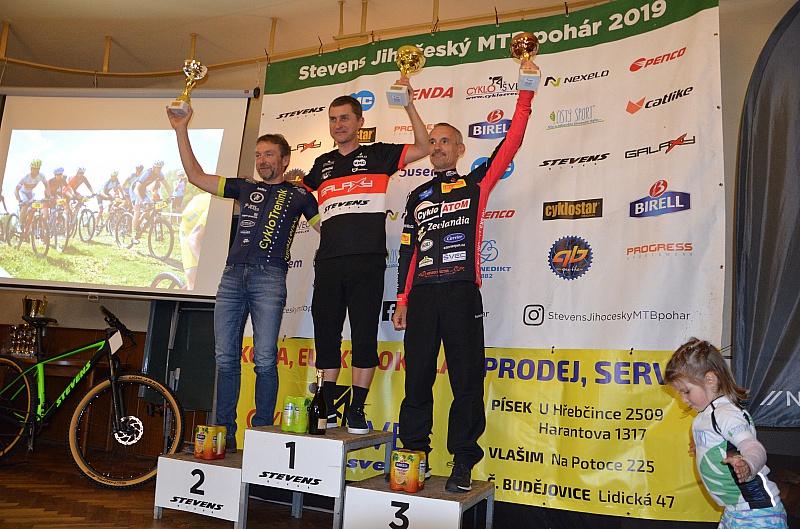 Galaxy CykloŠvec Stevens team absolvoval úspěšně STEVENS Jihočeský MTB pohár 2019