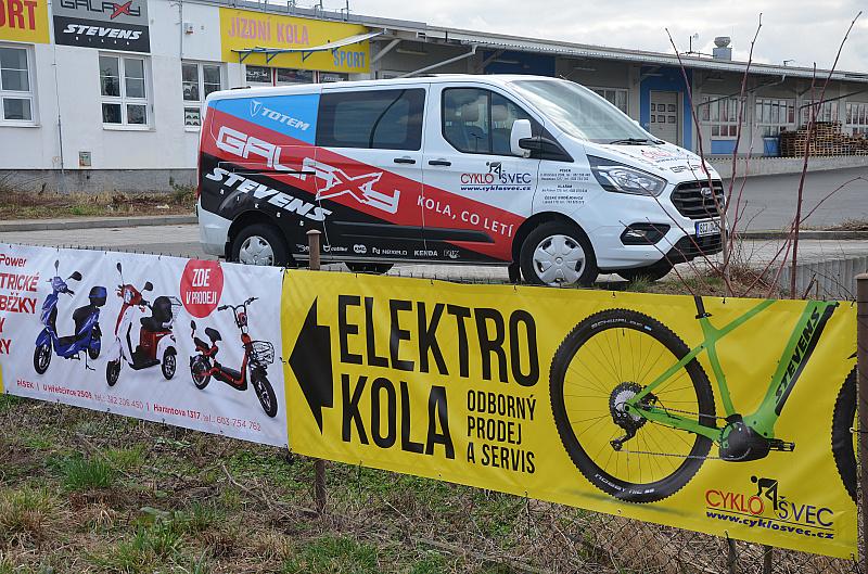 Cykloprodejny otevřeny, e-shop www.cyklosvec.cz a expedice objednávek jsou nepřerušeny