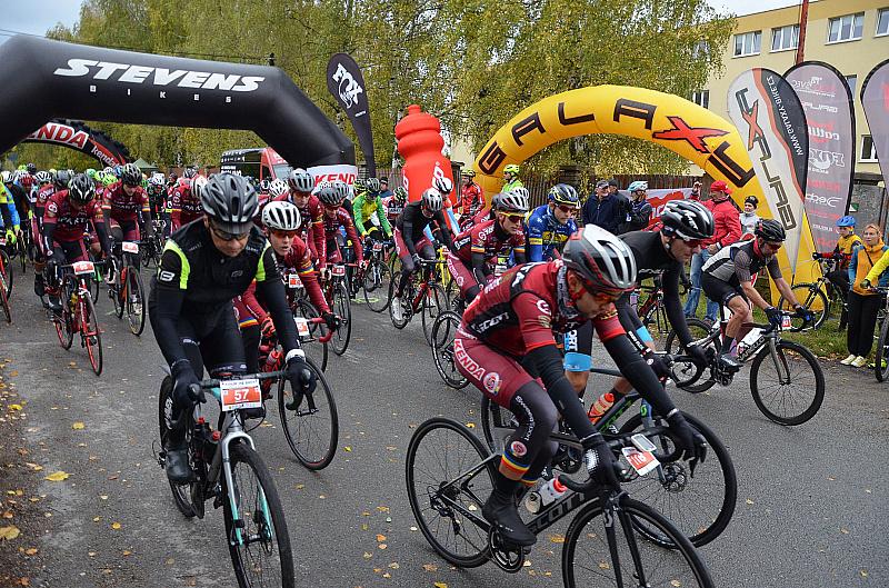 Tour de Brdy startují 3.října 2020 ve Strašicích pro elitu i hobby