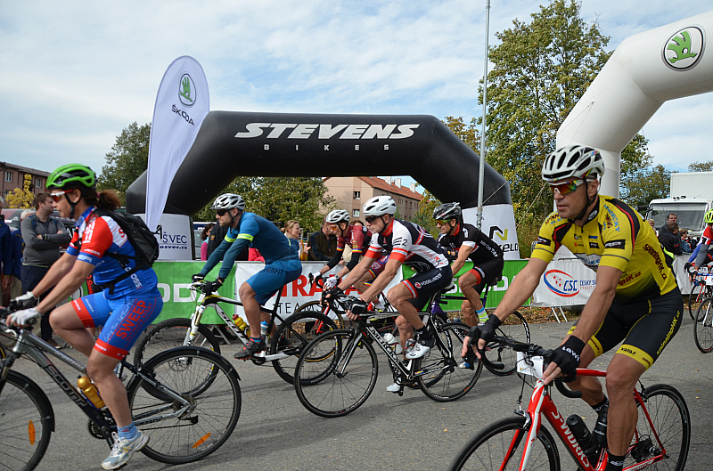 Tour de Brdy - 3. závod Galaxy Stevens série 9.10.2021