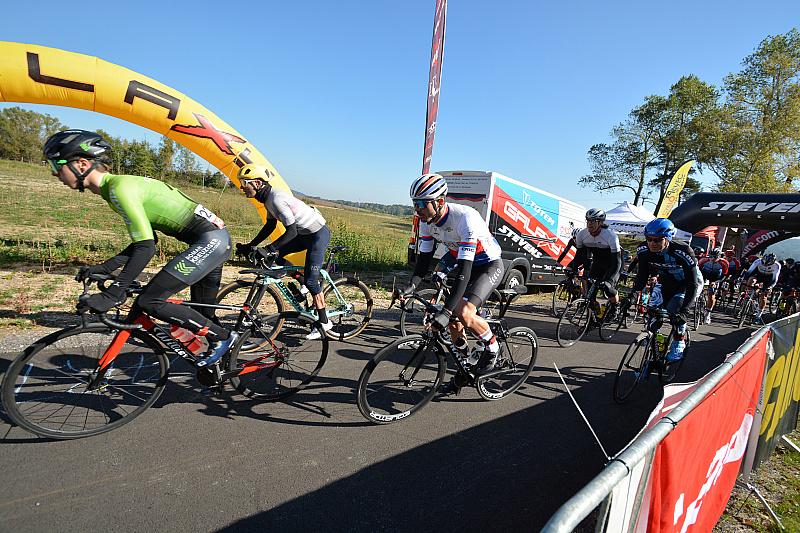 Tour de Brdy vyhrál popáté Tomáš Kalojíros